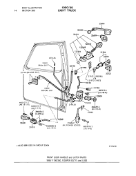 car door lock mechanism. Car Door Lock Mechanism Diagram Bullnose Enthusiasts 1981 Ford F100 Locks Of R