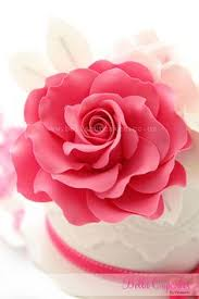 Image result for gum paste rose