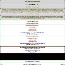 24x7sattamatka Com At Wi Satta Matka Madhur Matka Satta