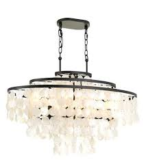 home decorators collection 6 light bronze chandelier with oversized crystal drop sfera autumn mercury glass shade