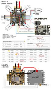 wiring diagram vector flight controer wiring library those esc power pads on the flight controller are only rated for 30a 46a burst