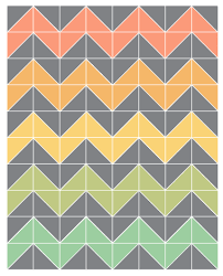Chevron Quilt Pattern Cool Plans For Chevron Quilt Quilt Pinterest Chevron Quilt Pattern