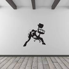 art for office walls. Wall Art Office. Banksy Rockstar Ideal Office D For Walls