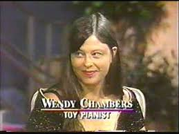 The TV Appearances of Wendy Mae Chambers