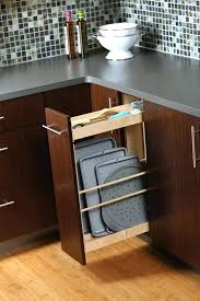 drawer pullout pull out drawers in kitchen cabinets even better pull out for cookie sheets has drawer pullout