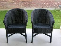 painting wicker furniturePainting Wicker Furniture Chairs  How to Painting Wicker