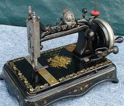When And Where Was The Sewing Machine Invented