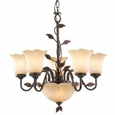 allen roth 7 light bronze traditional chandelier at regarding allen roth chandelier