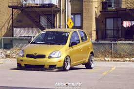 toyota-echo-air-suspension-bagged-002 | AirSociety