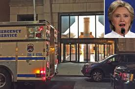 Image result for Clinton campaign HQ white substance