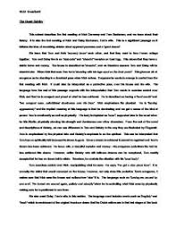 the great gatsby this extract describes the first meeting of  page 1 zoom in