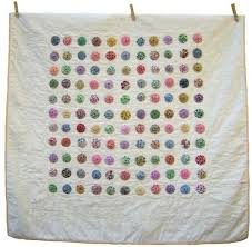 YoYo Bliss Baby Quilt Kit-Make a baby quilt by hand &  Adamdwight.com