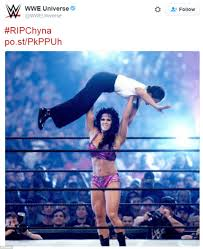 Tragic last video of WWE s Chyna reveals rambling and slurring.
