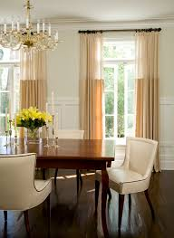 dining room curtains. Enchanting Modern Dining Room Curtains With Design D