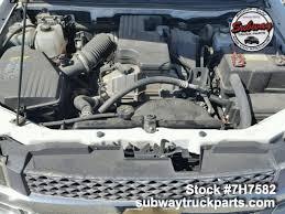 Used Parts 2007 Chevrolet Colorado 2.9L 4x2 | Subway Truck Parts ...