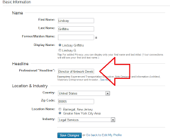 Linkedin Tutorials How To Set Up A Profile Part Ii Zen And The