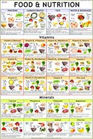 Vitamin Chart In Marathi Buy Healthy Food Vitamin Chart Book Online At Low Prices In