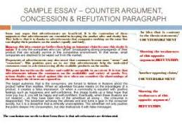 examples of counter argument and refutation essay article  examples of counter argument and refutation essay