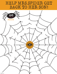 Coloring halloween pages this fall with these free halloween color sheets, halloween pictures coloring, and coloring activity books is lot of fun for kids. 14 Free Halloween Printables Bostitch Office