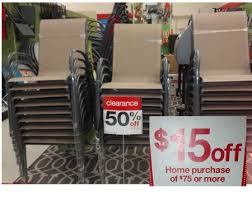 Tar 50% off Patio Furniture Chairs as low as $5 63 FTM