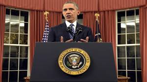 full text of president obamas speech from the oval office about terrorism barack obama enters oval