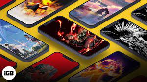 13 Free anime wallpapers for iPhone in ...