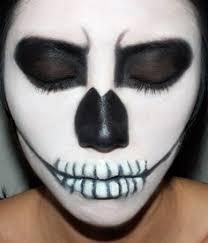 skeleton makeup tutorial more