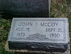 John Ira McCoy (1873 - 1950) - Genealogy