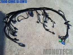 f s 2000 civic si clean engine wire harness honda tech honda 2000 Civic Wiring Harness f s 2000 civic si clean engine wire harness honda tech honda forum discussion 2000 honda civic stereo wiring harness