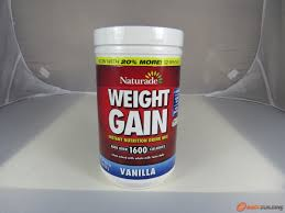 image result for naturade weight gain