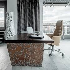 elegant office. 1-2-contemporary-style-office-interior-design-beige- Elegant Office D
