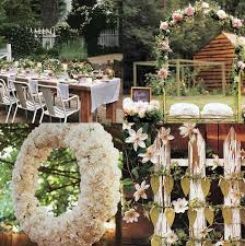 LQ Designs Garden Wedding Backyard Wedding Outdoor Wedding Wedding Stunning Garden Wedding Reception Ideas Design