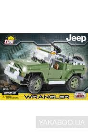 <b>Конструктор Cobi Военный джип</b> Вранглер 250 деталей (COBI ...