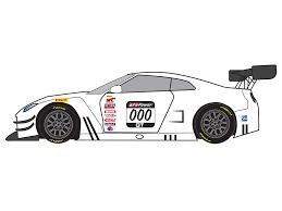 Nissan GT-R NISMO GT3 2015 - Pirelli World Challenge
