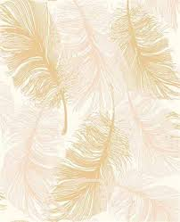 coloroll feather textured wallpaper m0926 gold effect cut