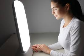 Sun A Lux Light Box Will A Sad Sun Lamp Actually Make You Happy Health