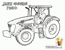 Small Picture Coloring Pages Free Printable Tractor Coloring Pages For Kids