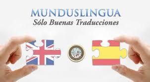 munduslingua sólo buenas traducciones traducir un texto del inglés