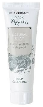 <b>KORRES Маска для глубокого</b> очищения кожи Натуральная глина