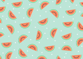 Summer Pattern Unique Vector Illustration Pattern Summer Kerstin Ullrich