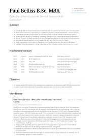 Nhs Resume Examples Insurance Resume Samples And Templates Visualcv
