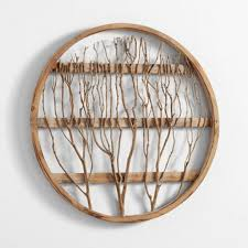 pretty round wood wall art room decorating ideas amusing 10 decor inspiration design of best s