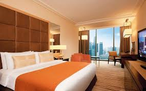 Interior Design Hotel Rooms Set