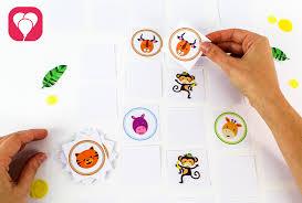 Für etwas mehr stabilität, bilder auf kartonkärtchen kleben; Safari Memory Spiel Zum Herunterladen Und Basteln Balloonas Com