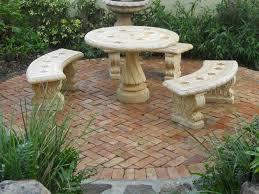 stone patio table. Fantastic Ideas Stone Patio Table My Journey