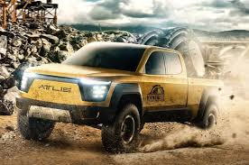 New Electric Pickup Truck with Fast Charging Battery - News about ...