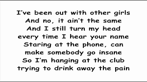 Alyssa Reid - Alone Again LYRICS (feat. Jump Smokers) - YouTube