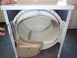 kenmore 80 series dryer belt. the shroud is removed kenmore 80 series dryer belt