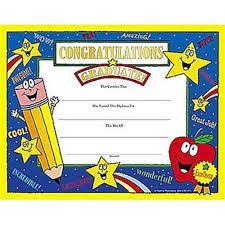 Congratulation Certificate Congratulations Graduate Foil Stamped Certificates Positive Promotions