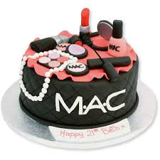 adorable makeup cake